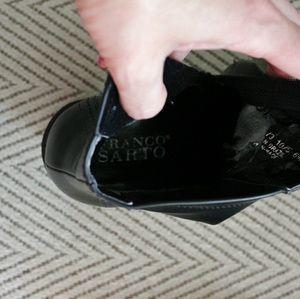 Franco Sarto Shoes - Franco Sarto Black Heel Booties size 6.5